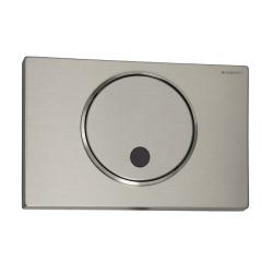 Sanela SLW 02GT Automatický splachovač WC s elektronikou ALS pro montážní rám Geberit - tlačítko SIGMA, 24V DC (SL 14022)