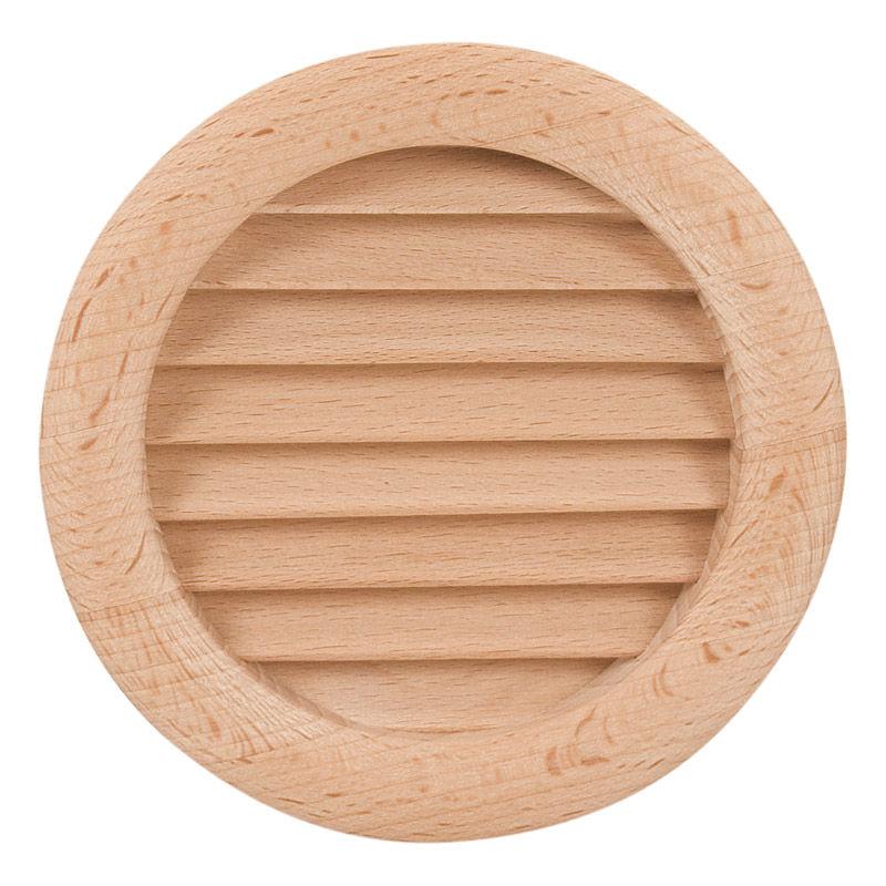 HACO Dřevěná větrací mřížka 110 HC1002 HC1002