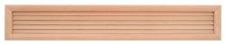 HACO Dřevěná větrací mřížka dveřní 500x90  HC1003 (HC1003)