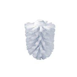 ND Nimco náhradní koncovka bílá bez rukojetě WC kartáče  pro Bormo a UNIX do nádobky 1094C 1178BO-2-51 (1178BO-2-51)