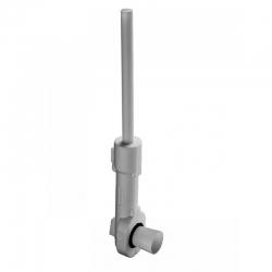 SCHELL splachovací trubka k WC VERONA s nastavitelnou výškou S031160099 (S031160099)