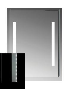 JIKA CLEAR zrcadlo 60x81 s LED osvětlením, bez vyp. pro přip.do sítě230V 4.5572.5.173.144.1 H4557251731441 H4557251731441