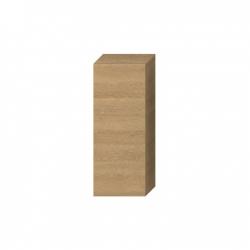 JIKA Cubito-N DUB skříňka střední mělká 32x81x15, Pravé dveře, 2 police skleněné  H43J4241205191 (H43J4241205191)