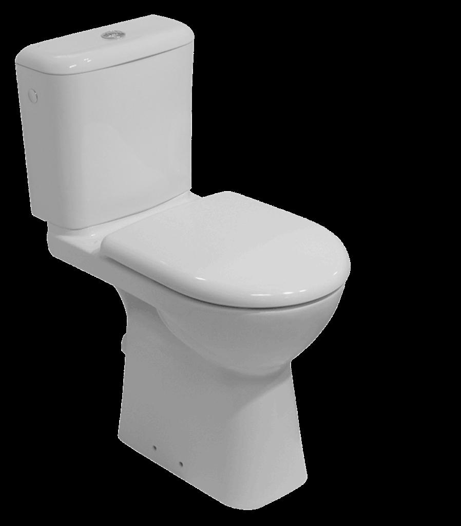 JIKA DEEP bílá WC nádrž s bočním napouštěním 3/8, Dual Flush 8.2761.2.000.241.1 H8276120002411 H8276120002411