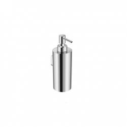 JIKA GENERIC dávkovač mýdla 192ml, stojící, v.18cm, chrom, JIKA 3.833D.2.004.200.1  H3833D20042001 (H3833D20042001)