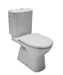 JIKA OlympNEW bílý WC kombi spodníspodní napouštění 8.2261.7.000.242.1 H8226170002421
