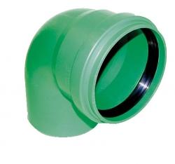 OSMA - KG2000PP koleno 125/45  PPKGB zelené  771420 (O 771420)