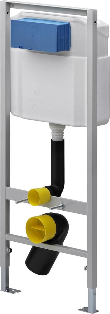 VIEGA s.r.o. Viega Eco modul WC čelní ovládání, s rámem, mod.8180.26 V 606688