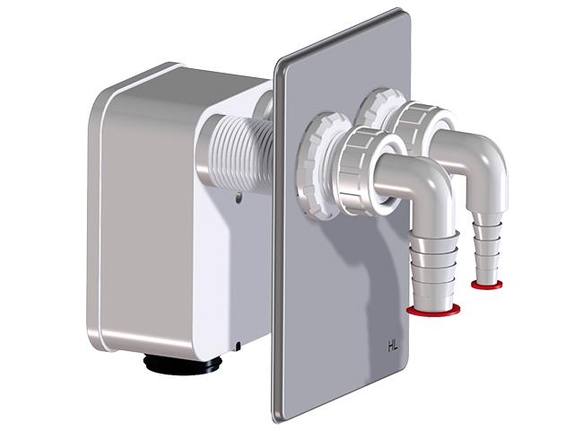 Ostatní HL kompletační sada pro dva spotřebiče pračka,myčka,sušička, pro HL4000 HL4000.2 HL4000.2