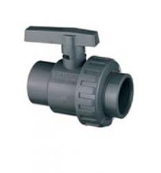 """PROFI SPOJKY - PP-S ventil kulový  2,5"""" I-I vni/vni  PN16    32VSI12F212 (32VSI12F212)"""