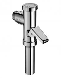 Schell tlakový splachovač WC Schellomat s páčkou 3/4 chrom, plastová kartuše  S022020699 (S022020699)