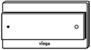 VIEGA  s.r.o. - Viega Visign for More102 ALchrom ovládací deska, mod.8353.1  597504 (V 597504)