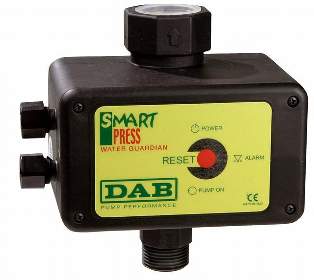 IVAR CS spol. s.r.o. IVAR SMART PRESS WG 1,5 HP Elektronický tlakový spínač bez kabelu DAB.SMART PRE