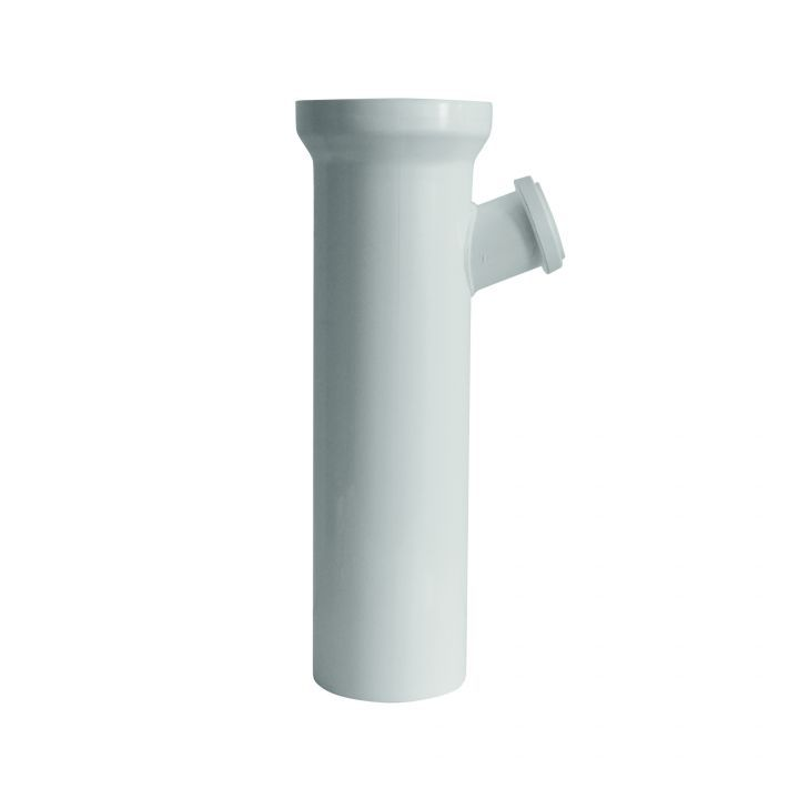Plast Brno WC dopojení přímé 400 s přípojkou DN 50 KP4500U KP4500U
