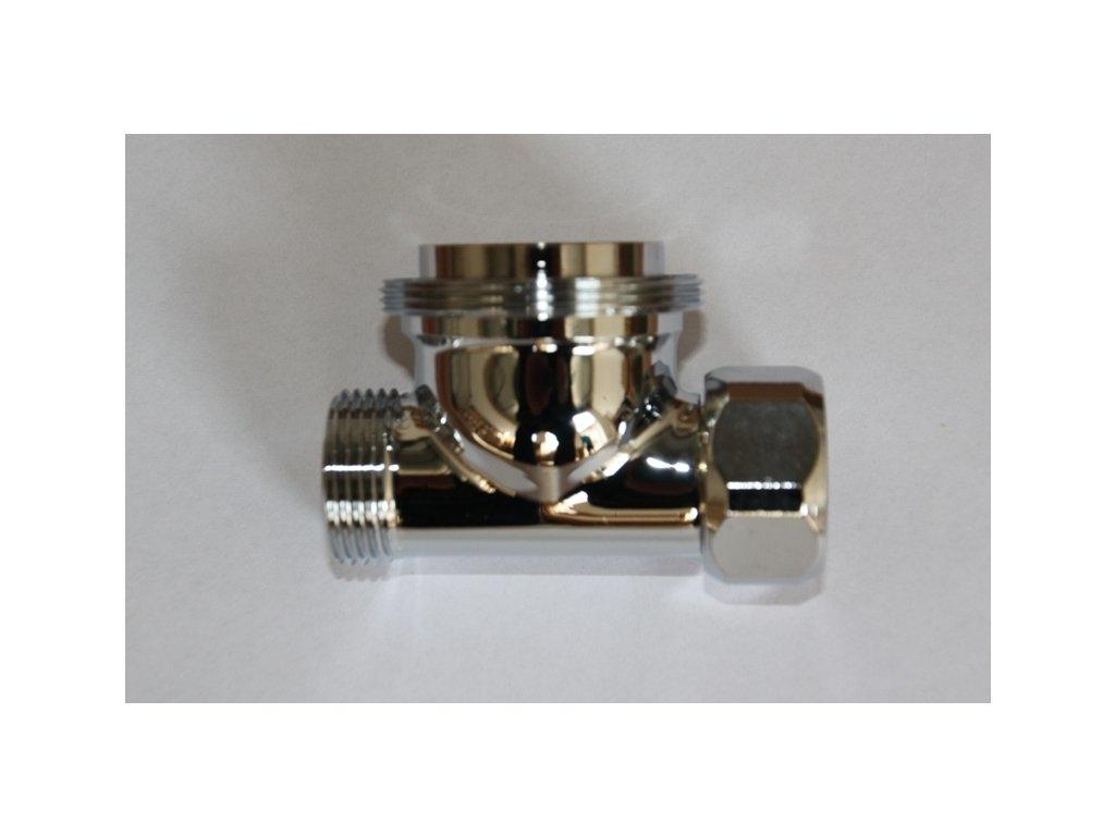 """Ostatní Vodoměr-připojovací 3/4"""" T-kus, B110, pro bateriový vodoměr SPX 68102416 68102416"""