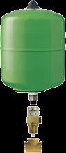 Ostatní REFLEX tlaková nádrž 12L svislá 10bar DD zelená REFIX 7308200 7308200
