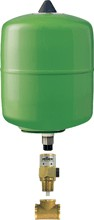Ostatní REFLEX tlaková nádrž 8L svislá 10bar DD zelená REFIX 7308000 7308000