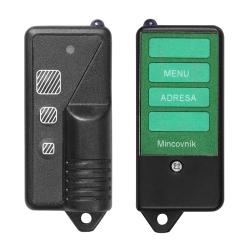 Sanela SLD 05 Dálkové ovládání pro nastavení parametrů mincovních automatů (SL 07050)