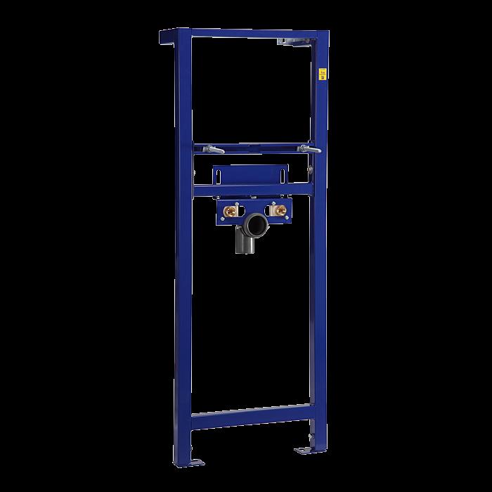 Sanela SLR 23 Rám určený do sádrokartonových konstrukcí nebo pro ukotvení na zem a do zadní zdi, pro zabudování suchým procesem, rám slouží pro uchycení umyvadla SL 08230
