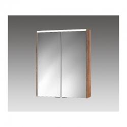 JOKEY KHX 60 dub zrcadlová skříňka MDF 251012020-0631 (251012020-0631)