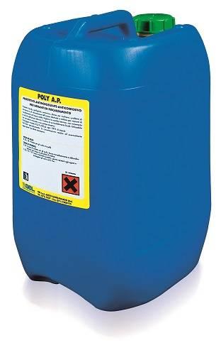 IVAR CS spol. s.r.o. Inhibitor koroze GEL POLY AP 1l pro kombinace hliník, měď a ocel 155.011.10 155
