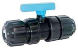 PROFI SPOJKY - PP-S ventil kulový  O-O 40  matka/matka PN16 32VSI16G040 (32VSI16G040)