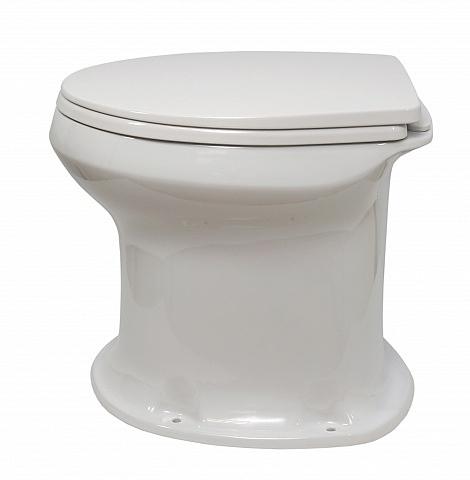 LaVilla WC mísa na latrínu vč.sedátka pro suché WC stojící klozet LATRINA LATRINA