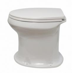 Ostatní - WC mísa na latrínu vč.sedátka  pro suché WC  stojící klozet  (LATRINA)