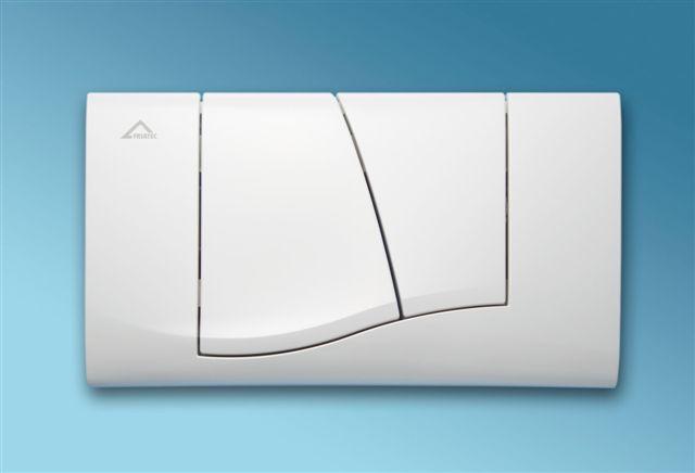 FRIATEC FRIAFIX ovl.deska čelní 3/6-9 bílá (F300) malá F 332401 F 332401