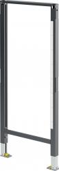 VIEGA  s.r.o. - Viega Prevista základní prvek 1120-1300 x 500 mm model 8570 (V 776466)