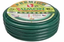 """VALMON - Hadice PVC 10/15 3/8"""" průhl.zelená zahradní (25m, cena za 1m) Premium  11123Z1014525 (11123Z1014525)"""