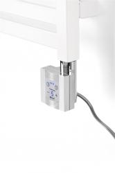 TERMA topná tyč chrom KTX 4 BLUE  400W přímý kabel (WEKTB04TCROW)