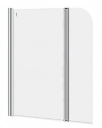 CERSANIT - PARAVAN K VANĚ EASY NEW DVOUDÍLNÝ 140X115cm (S301-290)