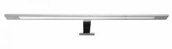 OSVĚTLENÍ FIDO, LED, 600 mm, chrom, 12 W (00083) - Dřevojas