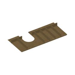 Dřevojas - Pořadač horní zásuvky E90 (002220)