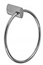NOVASERVIS - Kruhový držák ručníků Metalia 10 chrom (0001,0)