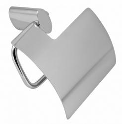 NOVASERVIS - Závěs toaletního papíru s krytem Metalia 10 chrom (0038,0), fotografie 2/1
