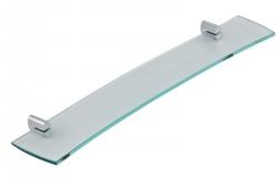 NOVASERVIS - Polička rovná Metalia 10 chrom (0040,0)