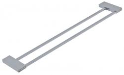 NOVASERVIS - Dvojitý držák ručníků 600 mm Metalia 9 chrom (0925,0), fotografie 2/2