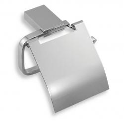 NOVASERVIS - Závěs toaletního papíru s krytem Metalia 9 chrom (0938,0)