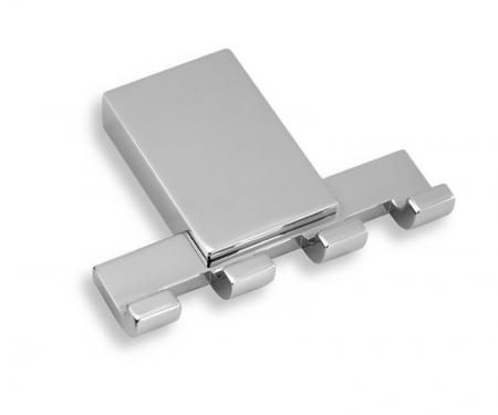 NOVASERVIS - Čtyřháček Metalia 9 chrom (0943,0)