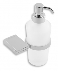NOVASERVIS - Dávkovač mýdla Metalia 9 chrom (0955,0)