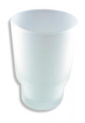 NOVASERVIS - Náhradní sklenička Metalia 1 sklo pískované (6106,XS), fotografie 2/1