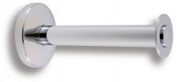 NOVASERVIS - Držák toaletního papíru rovný Metalia 1 chrom (6142,0), fotografie 2/1