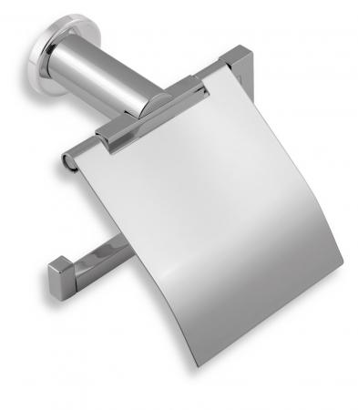 NOVASERVIS - Závěs toaletního papíru s krytem Metalia 2 chrom (6238,0)