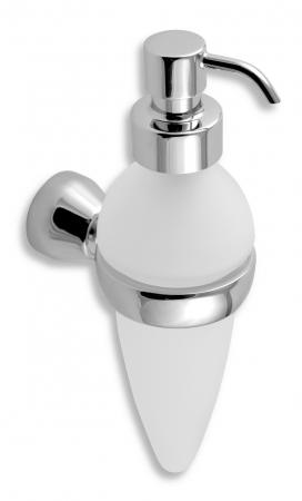 NOVASERVIS - Dávkovač mýdla Metalia 3 satino (6355,9)