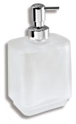 NOVASERVIS - Dávkovač mýdla na postavení Metalia 4 chrom (6450/1,0), fotografie 2/1