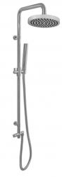 NOVASERVIS - Sprchový set k baterii se spodním vývodem chrom (SET060/1,0)