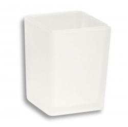 NOVASERVIS - Náhradní dóza na koupelovou sůl sklo pískované (6404,XS), fotografie 2/1