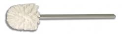 NOVASERVIS - Plastová štětka kompletní plast - chrom (0933,Y0)